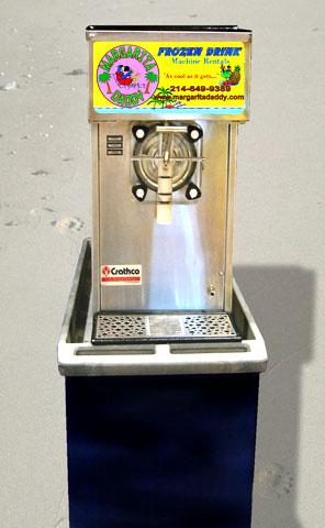 margarita daddy frozen drink machine photo